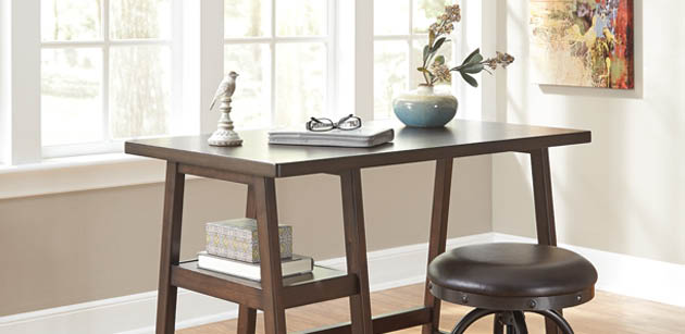 For stylish home office furniture, United Furniture of Santa Rosa has it all.