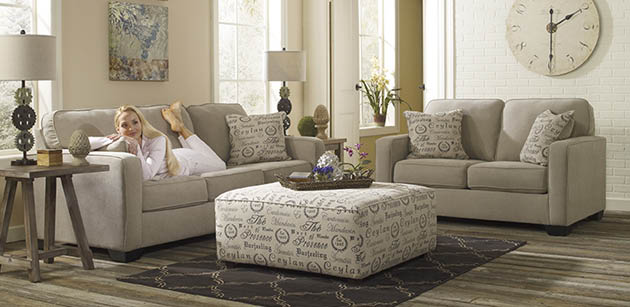 Find great colors and styles for your home furnishings and living room furniture at United Furniture in Santa Rosa, CA