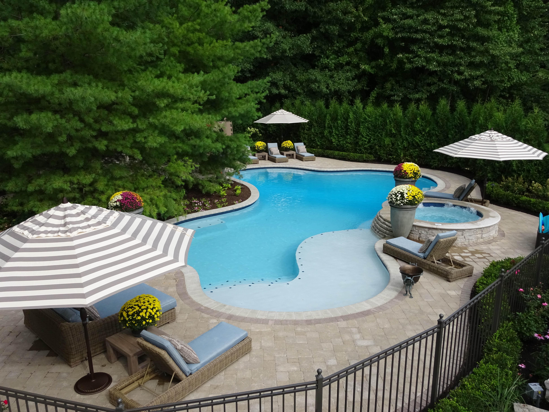 custom landscape design, custom landscaping, custom patios, custom pool landscaping, custom pool landscape, pool landscape