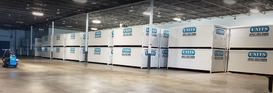 Units Moving and Storage in Chicago, IL banner