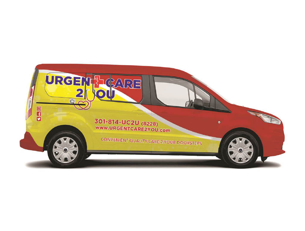 mobile urgent care, medical services, physician, doctor, house calls, southern MD