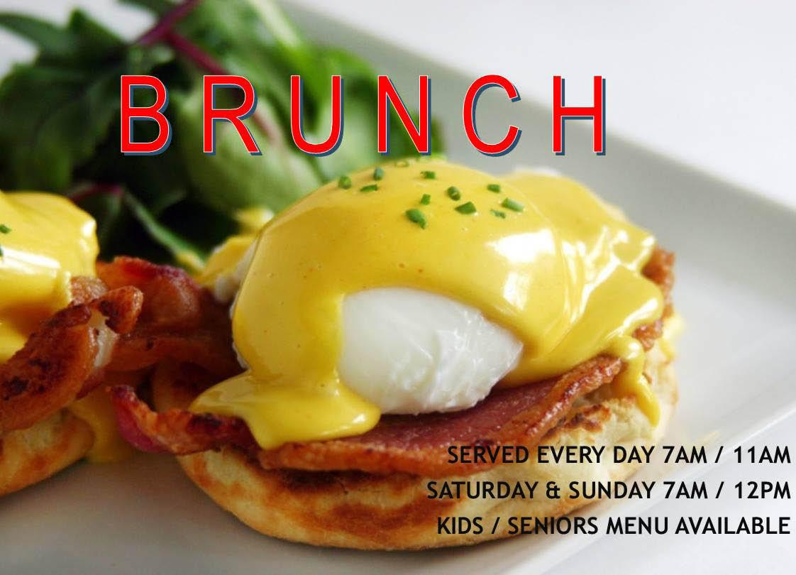 Brunch served every day at Urban Elk Restaurant - Kitchen & Bar - Tacoma, WA - Tacoma restaurants - American food