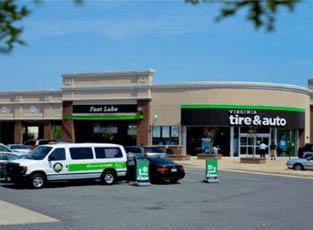 Virginia Tire & Auto repair shop in Ashburn, VA