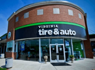 Virginia tire and auto inspection coupons