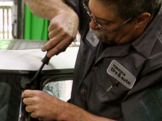 Certified mechanics work on getting your car fixed right at Virginia Tire & Auto