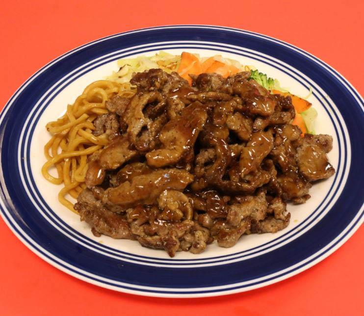 Asian cuisine in Fredericksburg, VA