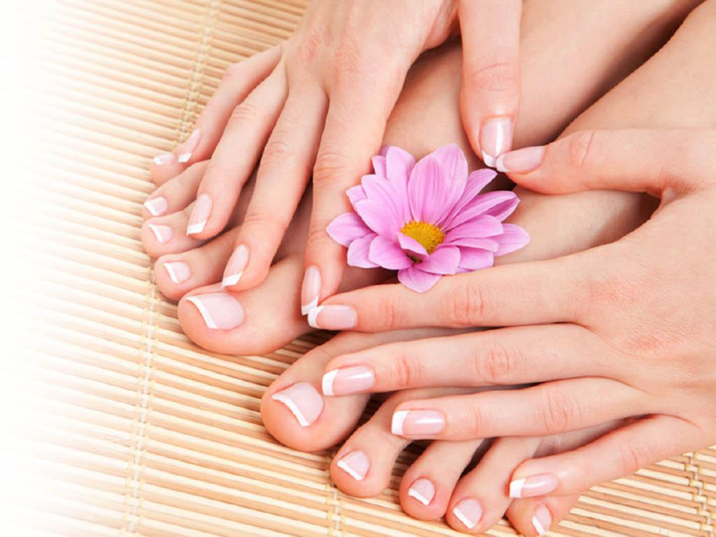 VDD Nail Spa nails