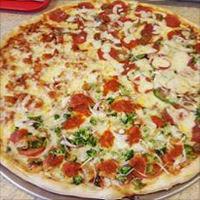 Villa Roma fresh and hot specialty pizza