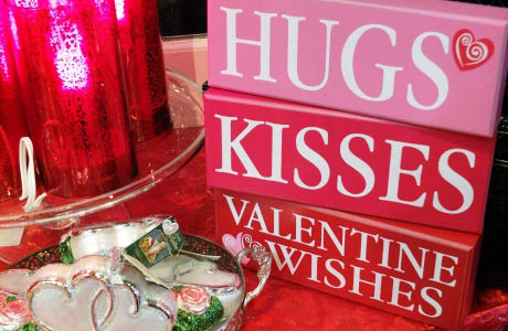 Huge selection of Valentine's Day gifts such as stuffed animals at Wight's Home & Garden in Lynnwood, WA