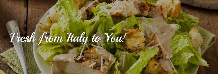 Valerio's Italian Restaurant & Pizzeria banner