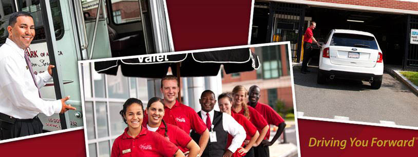 Valet Park of America drives you forward with our professional staff