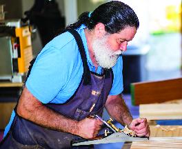 robert vallenytne woodworking