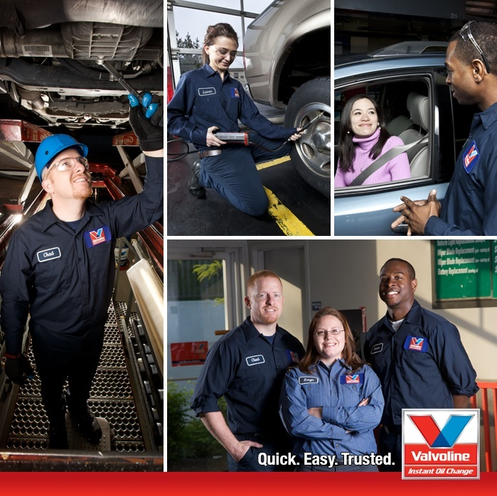 Choose Valvoline in Centreville to keep your car in proper condition