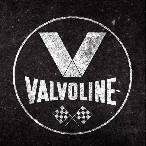 Valvoline logo; high grade Valvoline motor oil products