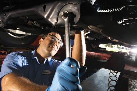 Valvoline Certified Technicians and Mechanic