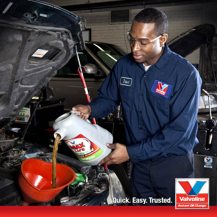 The experts at your Valvoline Instant Oil Change center will help you save time and money versus going to the dealer.