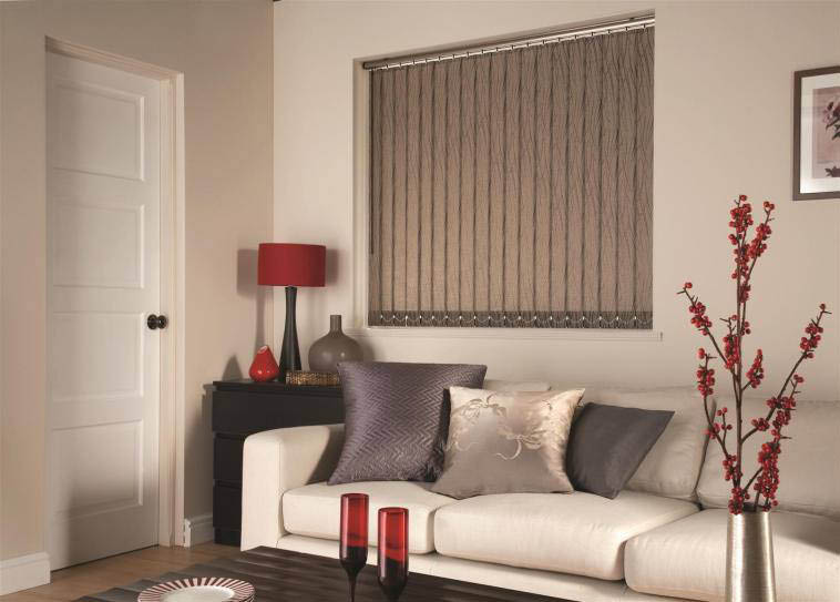 Vertical blinds in Andover, MN