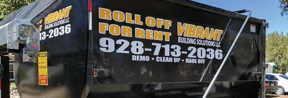 Vibrant Building Solutions, LLC banner Prescott, AZ