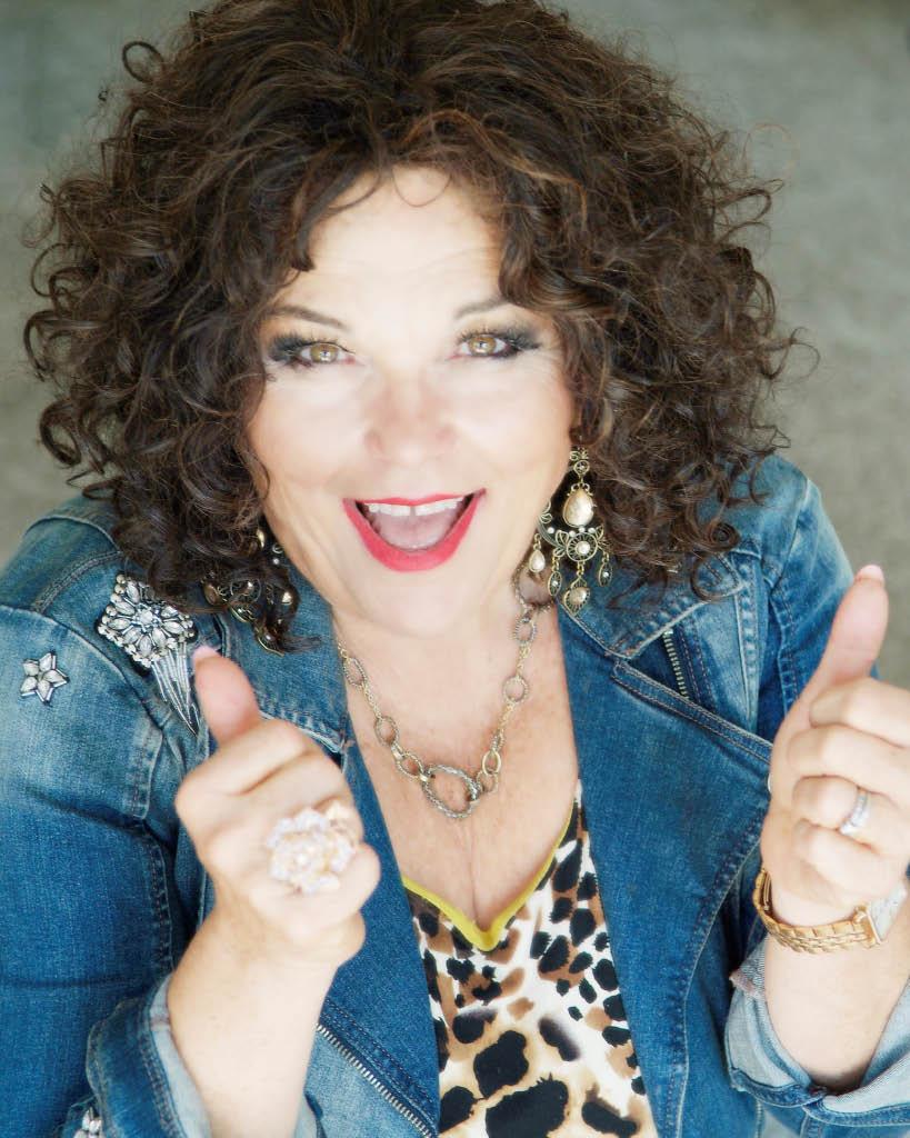 Funny Bone Comedian Vicki Barbolak