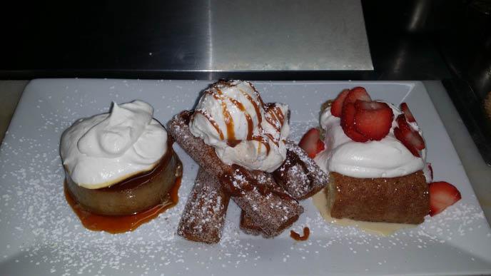 dessert,dessert sampler,discount,deals,havertown,pa