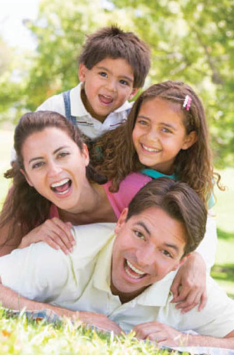Family dentistry for all ages