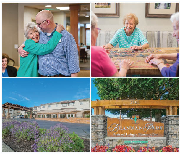 Village Concepts of Auburn, WA - Brannan Park Retirement - Auburn retirement communities near me - creating a village that feels like family