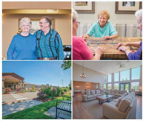 Village Concepts of Milton WA - Alder Ridge Senior Apartments - senior living near me - Milton retirement communities near me - retirement homes in Milton, WA