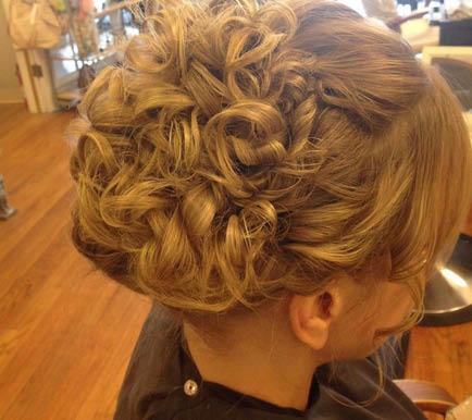 Evening Style Hair from Village Salon & Boutique in Long Valley NJ