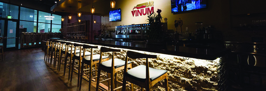 Vinum Wine Bar & Restaurant in Newark, CA banner