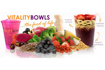 Vitality Bowls - Traders Point,  Indianapolis, IN