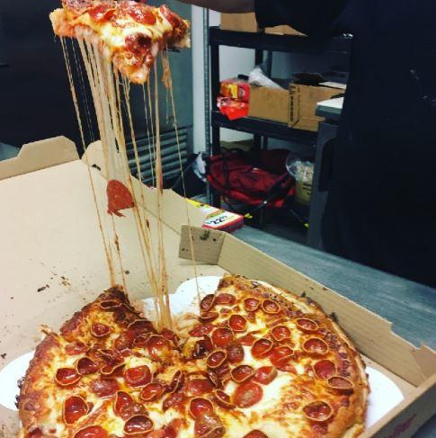 photo of Vizz-a-nator pizza from Vizzy's Pizza in Westland, MI