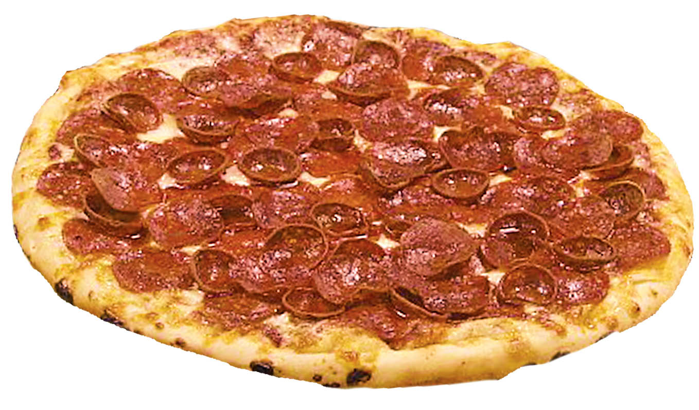 photo of pepperoni pizza from Vizzy's Pizza in Westland, MI