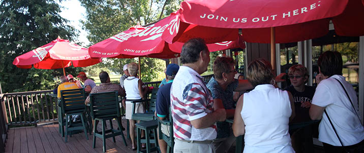 Socialize & dine at Voyager Village for any occasion