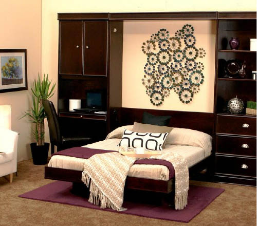 Wallbeds and bedroom furniture for home