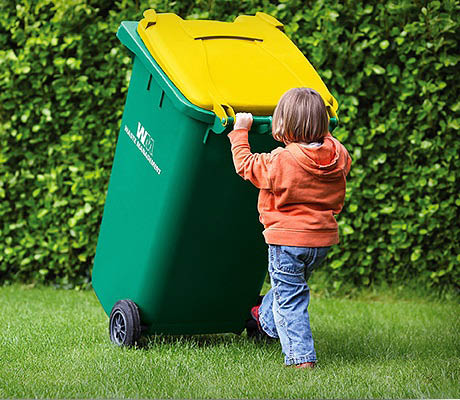 Waste Management Home Trash & Recycling Pickup