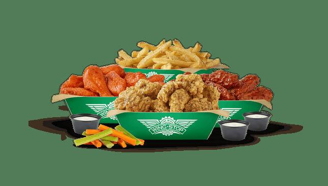 wings, boneless, bone in, flavors, delicious, chicken