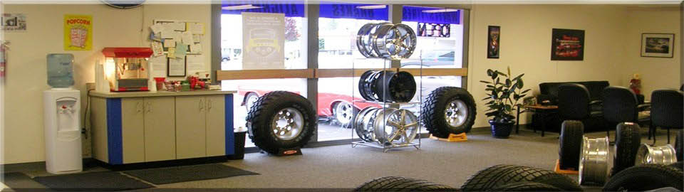 Waiting area and lobby of Sterling Automotive Service Inc in Edgewood, Washington - Edgewood auto repair shop - general auto repair in Edgewood - excellent customer service