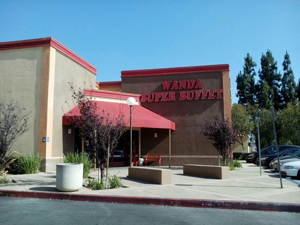 Wanda Super Buffet restaurant and sushi buffet in Chino CA