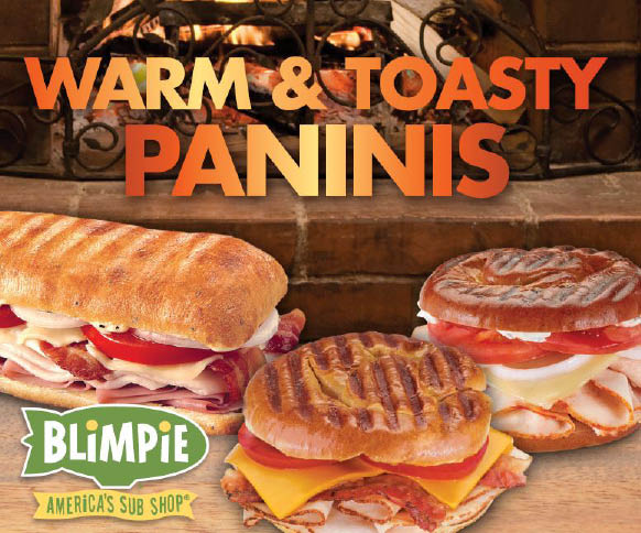 warm toasted pannis and other sandwhiches blimpe sandwhich delivery sub shop south carolina