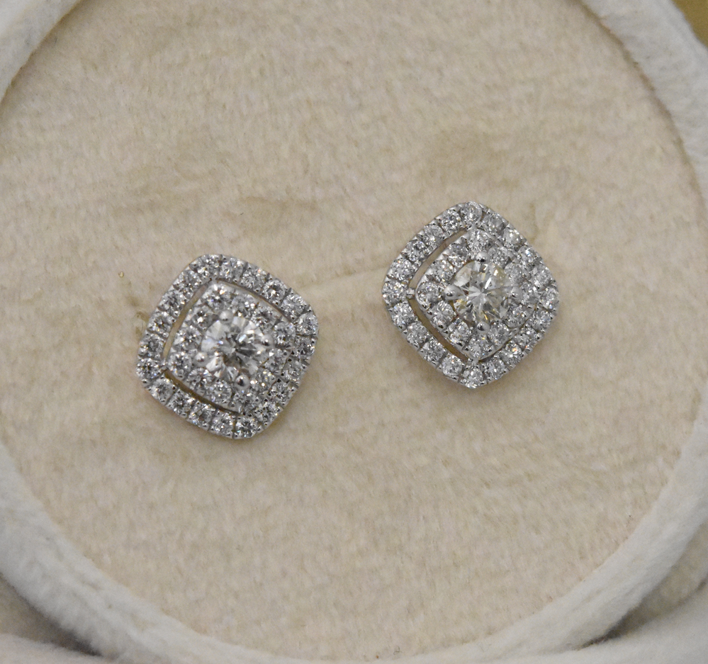 Make your memories new again with Warren Jewelers! Our goldsmiths have experience with estate jewelry and vintage jewelry restoration and restyling!