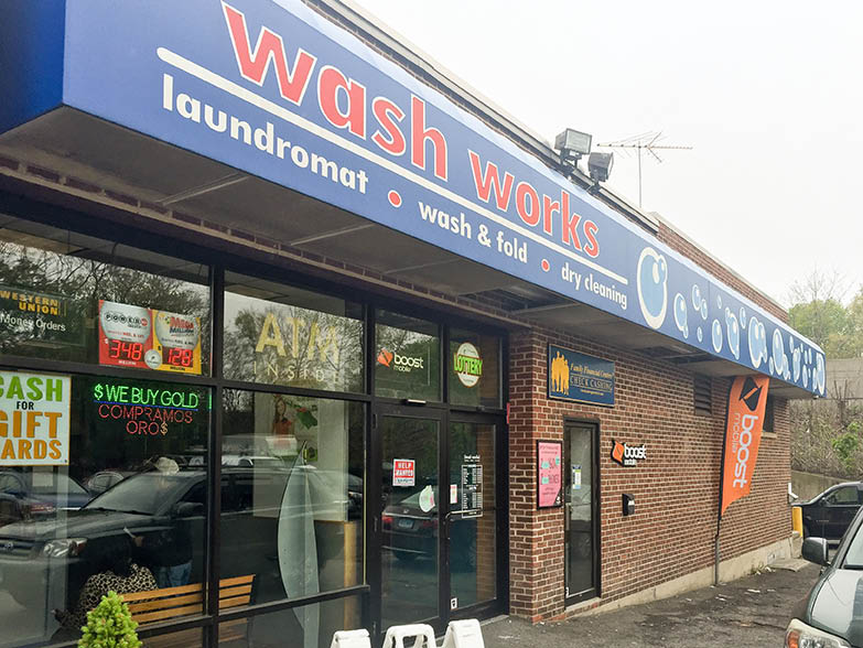 Wash Works Full Service Laundromat in Stamford CT