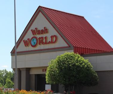 photo of exterior of Wash World in Lansing, MI