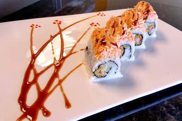 Watami Sushi All You Can Eat sushi