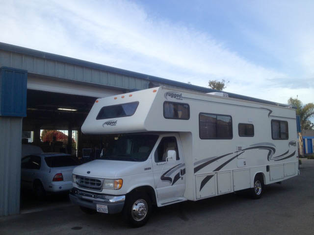 RV repairs, auto repair near Verde, CA
