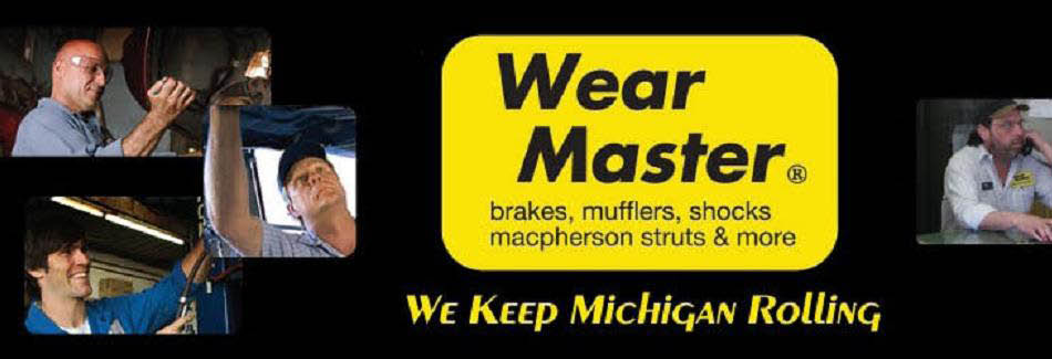 Wear Master Automotive Supercenters in Michigan banner