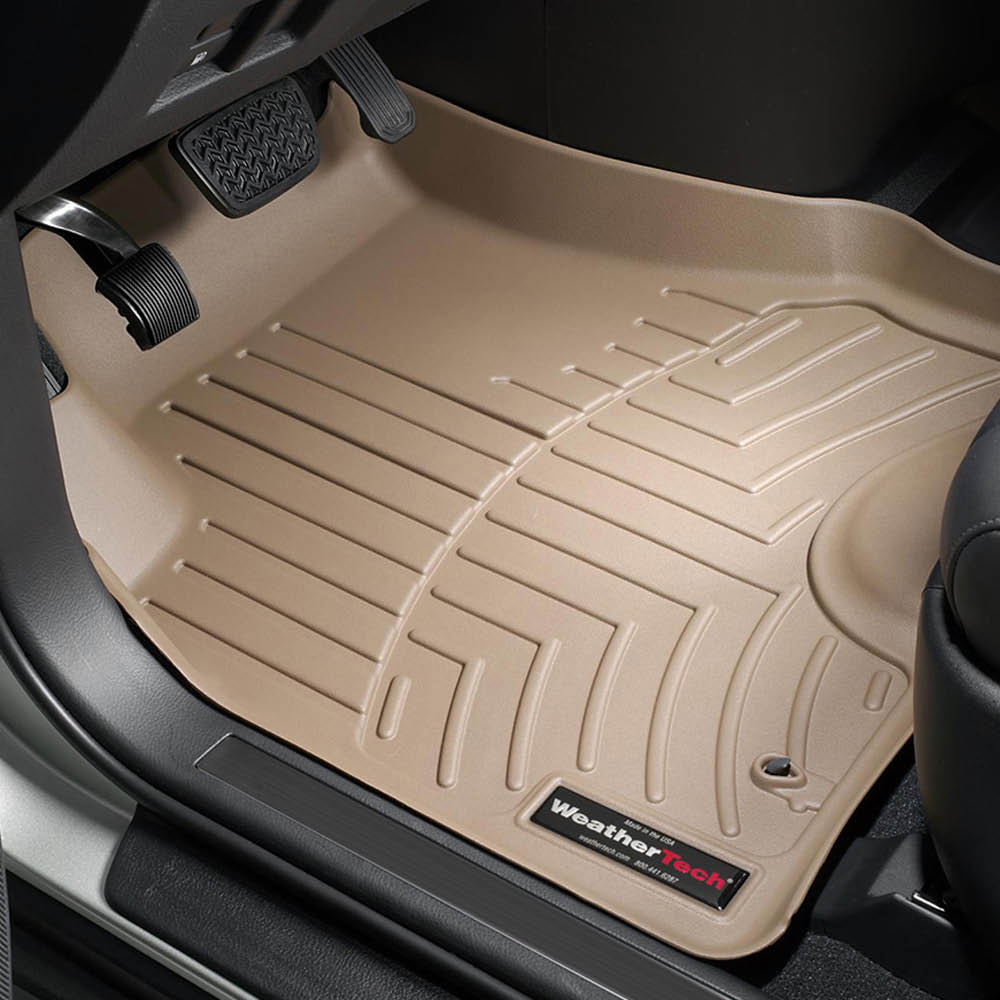 Floor Liner, WeatherTech, Protect, Cold, Winter, Snow, Truck Accessories, Car Accessories