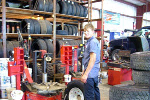 Weaver Tire, Auto Repair, Mechanics, Diagnostics, Computers, Technology, Auto Service, Repair, Tires