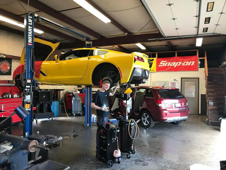 Woodard Automotive located in Fredericksburg, VA