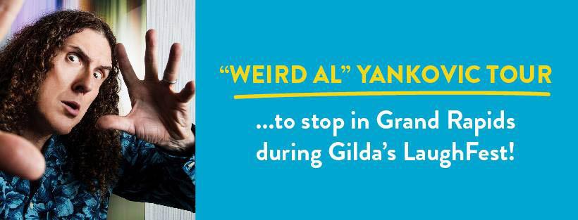 Weird Al Stand Up Comedy