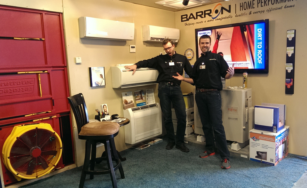 barron heating air conditioning